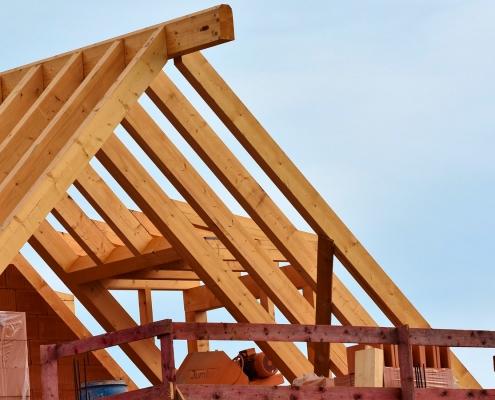 Holz für Architekten und Baufirmen beim Sägewerk Pfoser in Ulrichsberg